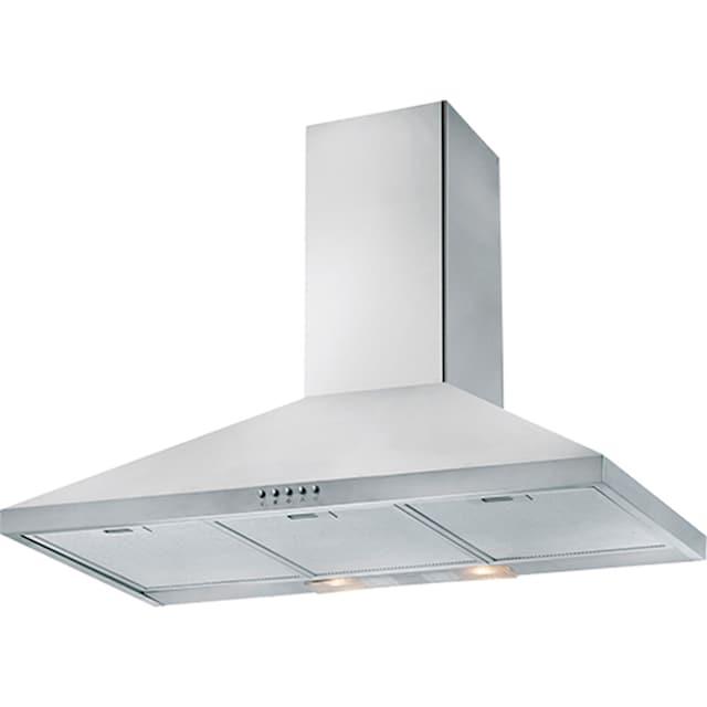 wiho Küchen Küchenzeile »Chicago«, mit E-Geräten, Gesamtbreite 340 cm