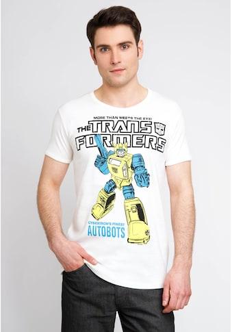 LOGOSHIRT T-Shirt mit großflächigem Frontprint kaufen