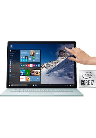 Microsoft Surface Book 3 i7, 512/32GB Notebook (38,1 cm / 15 Zoll, Intel,Core i7,  -  GB HDD, 512 GB SSD) kaufen