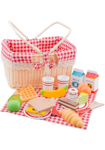 New Classic Toys® Spiellebensmittel »Bon Appetit - Schneideset Picknickkorb« kaufen