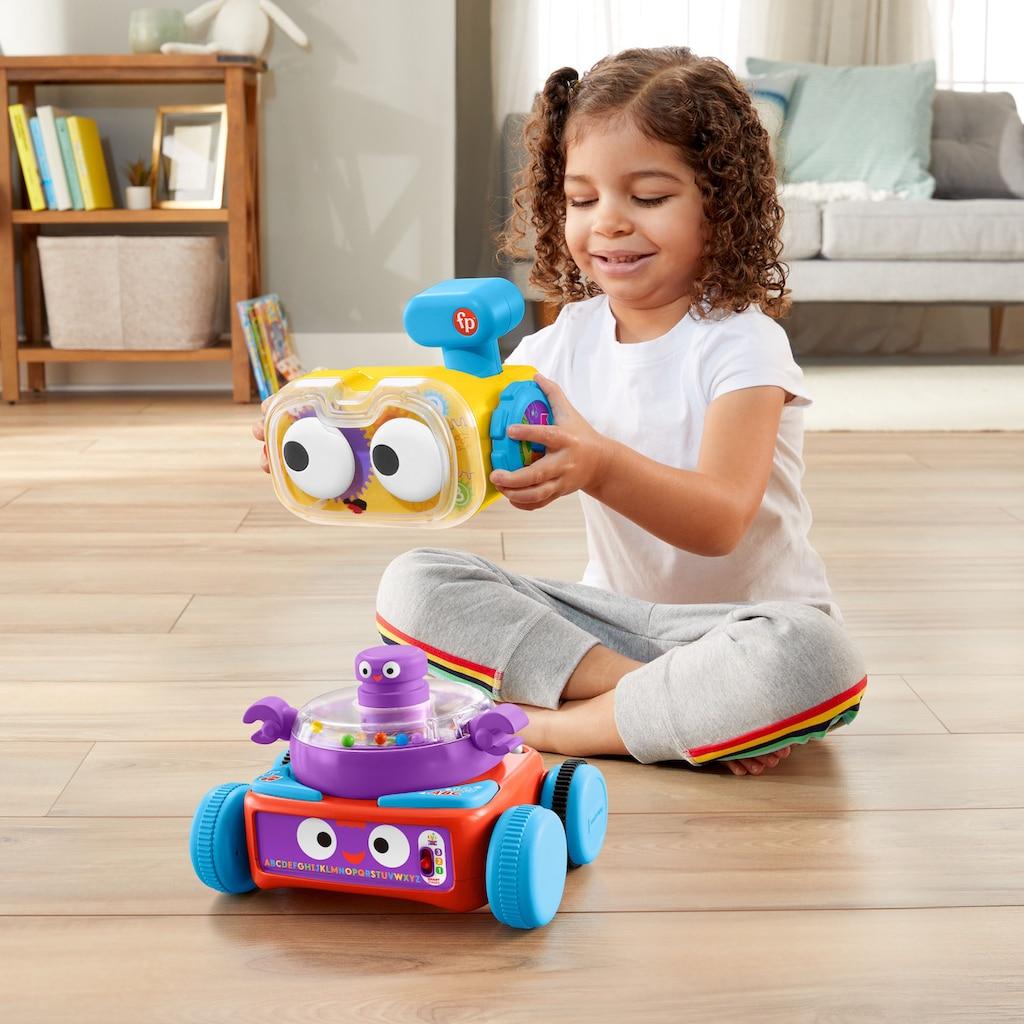 Fisher-Price® Lernspielzeug »4in1 Lernroboter Linus«