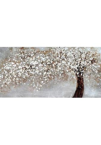 Home affaire Ölgemälde »Albero«, 80/40 cm kaufen