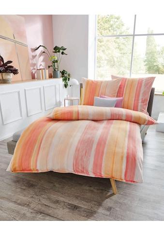 Kaeppel Bettwäsche »Purity«, mit Streifen kaufen