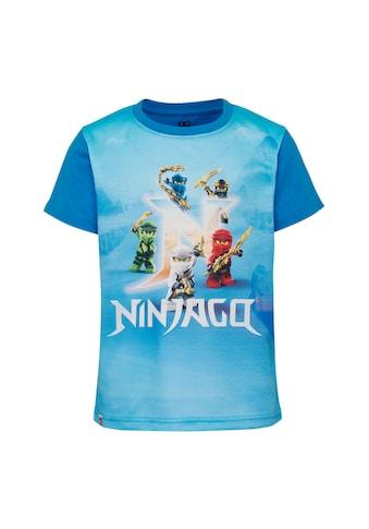 """LEGO® Wear Kurzarmshirt »CM-51320«, """"mit den 5 Ninjas"""" kaufen"""