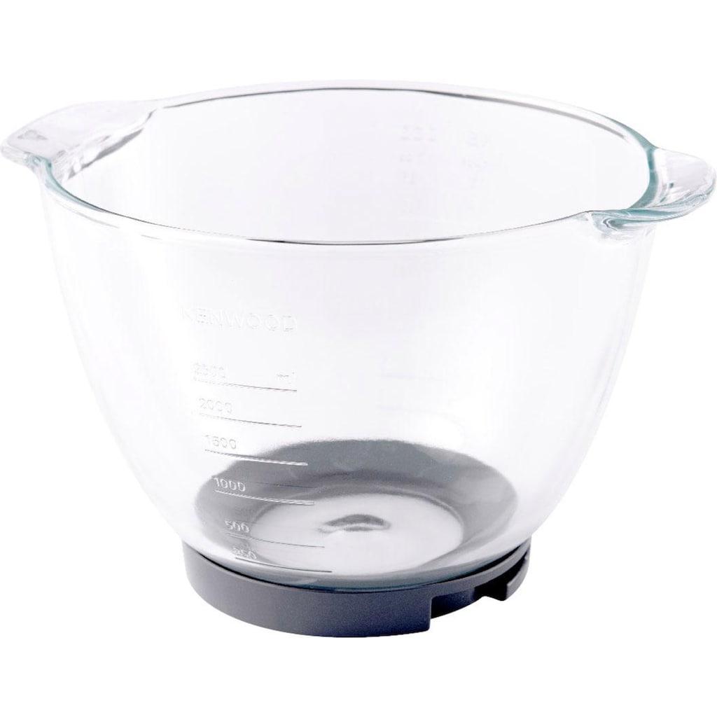 KENWOOD Küchenmaschine »Chef KVC3173S«, 1000 W, 4,6 l Schüssel