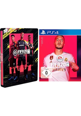 Electronic Arts Spiel »FIFA 20 Steelbook Edition«, PlayStation 4 kaufen