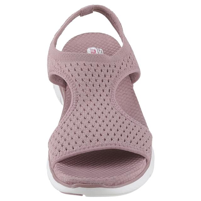 Skechers Sandale »Flex Appeal 2.0 - Deja Vu«