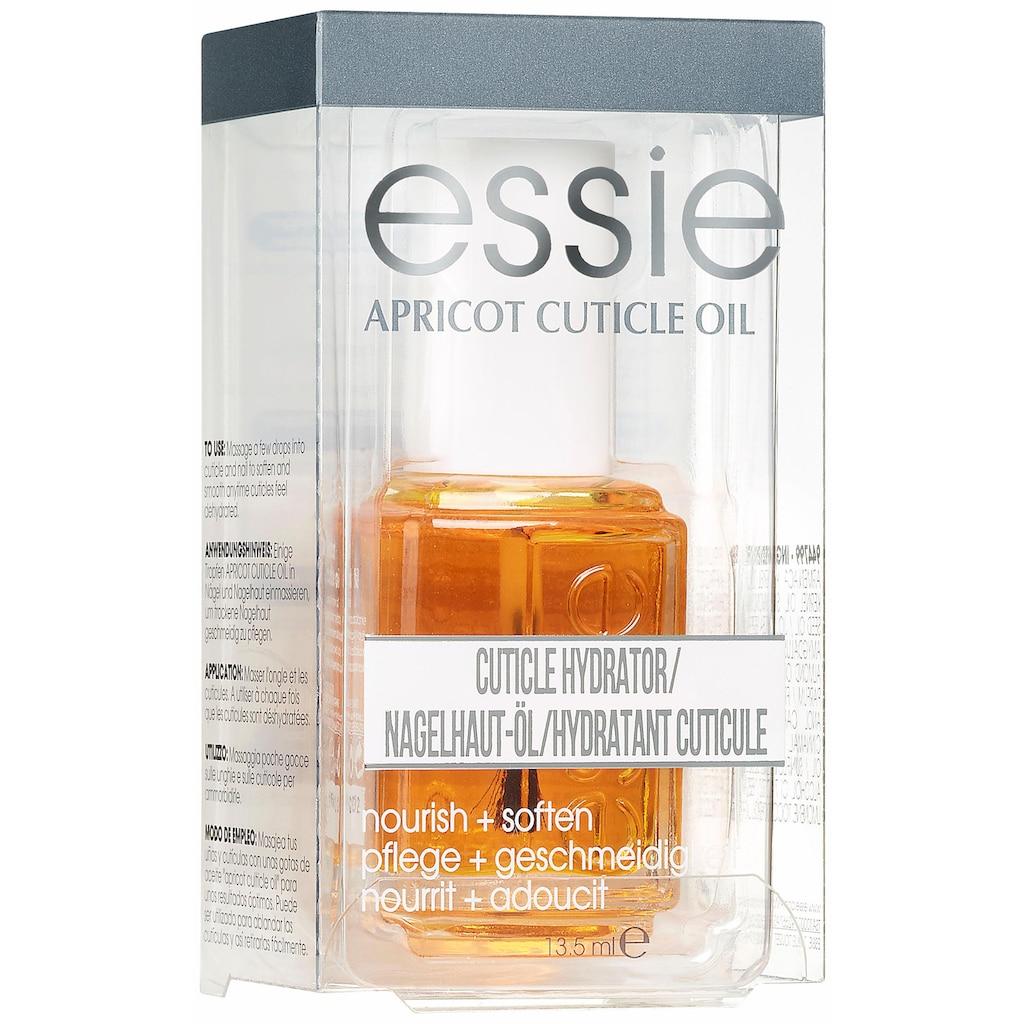 essie Nagelpflegeöl »Treatment Apricot Oil«