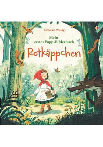 Buch »Mein erstes Papp-Bilderbuch: Rotkäppchen / Lesley Sims, Bao Luu« kaufen