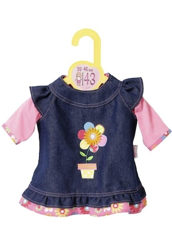"Zapf Creation® Puppenkleidung ""Dolly Moda Jeanskleid"" kaufen"