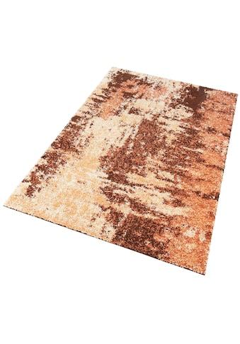 Hochflor - Teppich, »Hannes«, my home, rechteckig, Höhe 30 mm, maschinell gewebt kaufen