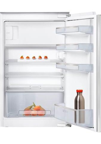 SIEMENS Einbaukühlschrank iQ100, 87,4 cm hoch, 54,1 cm breit kaufen