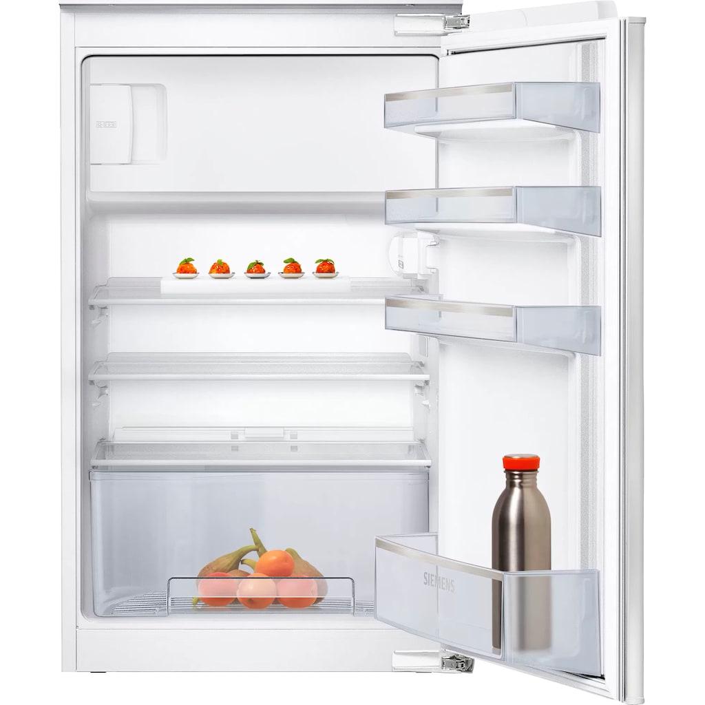 SIEMENS Einbaukühlschrank »KI18LNFF0«, iQ100