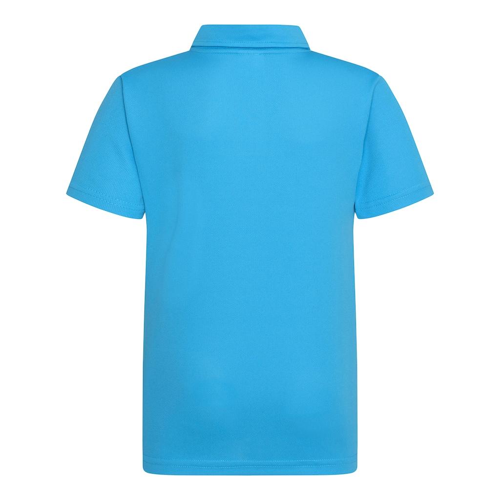 AWDIS Poloshirt »Kinder Sport Polo Shirt (2 Stück/Packung)«