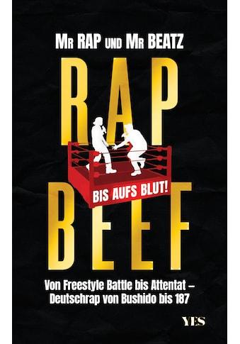 Buch »Rap Beef / Mr Rap, Mr Beatz« kaufen