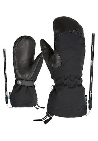 Ziener Skihandschuhe »KILATI AS(R) AW MITTEN Lady« kaufen