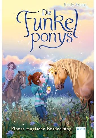Buch »Die Funkelponys (5). Fionas magische Entdeckung / Emily Palmer, Josephine Llobet« kaufen