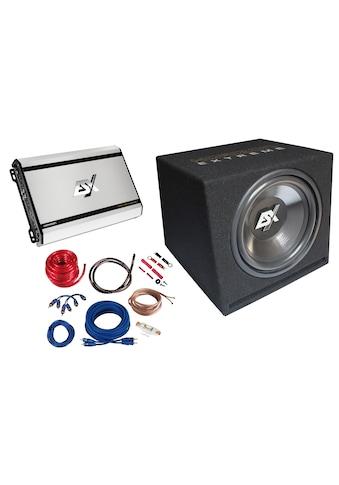 ESX 4 - Kanal Basspaket, 800 Watt »HXP4«, (ein Set) kaufen