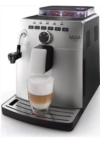 Gaggia Kaffeevollautomat Naviglio DeLuxe, 1,5l Tank, Scheibenmahlwerk kaufen