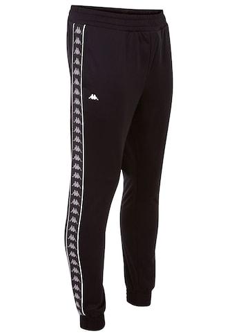 Kappa Jogginghose »HELGE«, mit hochwertigem Logowebband an den Beinen<br /> kaufen