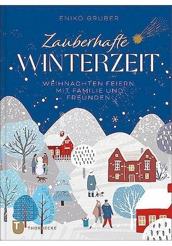 Buch »Zauberhafte Winterzeit / Enikö Gruber« kaufen