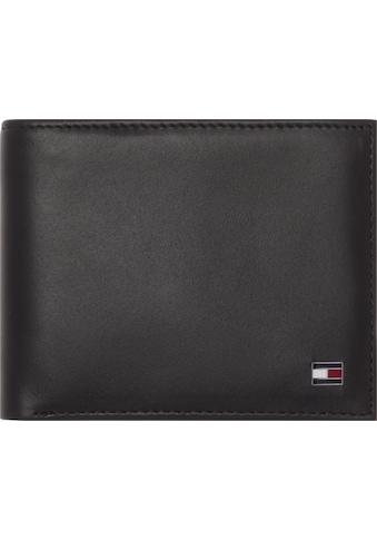 TOMMY HILFIGER Geldbörse »ETON MINI CC WALLET«, aus hochwertigem Leder kaufen
