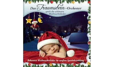 Musik - CD Spielt Die Schönsten Weihnachtslieder / Traumstern - Orchester,Das, (1 CD) kaufen
