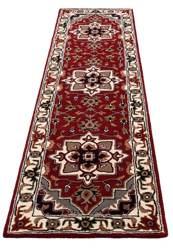 Läufer, »Aman«, DELAVITA, rechteckig, Höhe 14 mm, handgetuftet kaufen