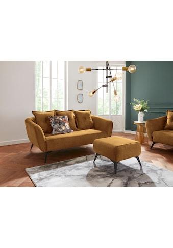 Leonique 2,5-Sitzer »Livien«, Zierkissen inklusive kaufen