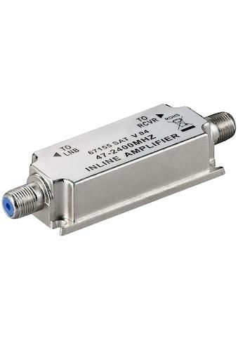 Goobay SAT/BK »Antennenverstärker 47 MHz  -  2400 MHz« kaufen