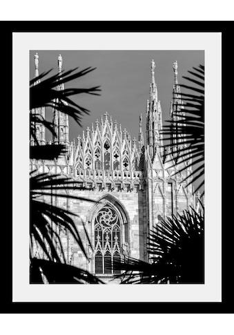 Leonique Bild »Palast«, in 3 Größen, gerahmt kaufen