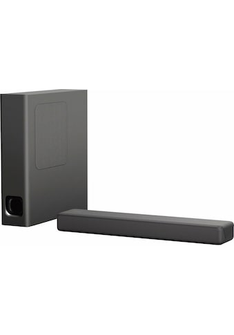 Sony »HT - MT 300/HT - MT 301« Soundbar (Bluetooth, NFC, 100 Watt) kaufen