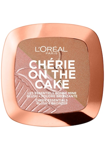 L'ORÉAL PARIS Bronzer »Chérie on the Cake Blush & Bronzer« kaufen