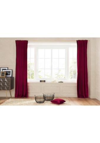 Kissenhülle, »SAMT«, Guido Maria Kretschmer Home&Living kaufen