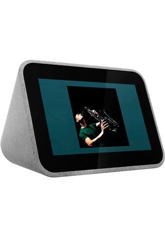 Lenovo »SmartClock« Lautsprecher (Bluetooth, WLAN (WiFi), 6 Watt) kaufen