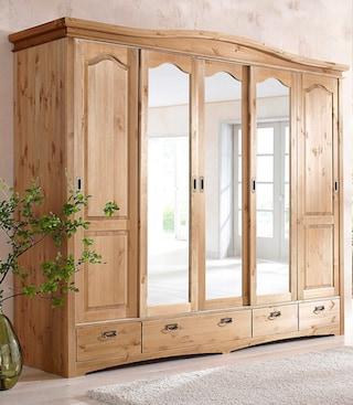 home affaire kleiderschrank konrad bequem auf rechnung. Black Bedroom Furniture Sets. Home Design Ideas