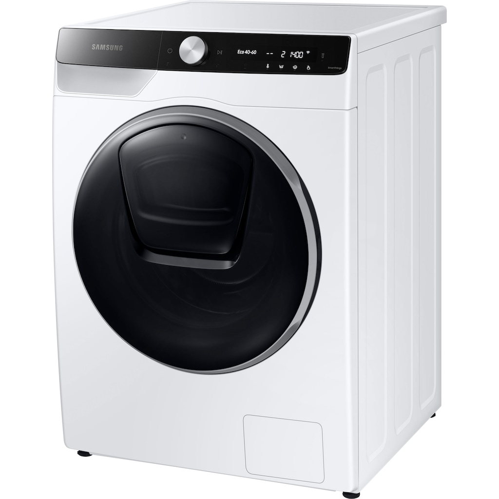 Samsung Waschmaschine »WW91T956ASE/S2«, WW9500T, WW91T956ASE, 9 kg, 1600 U/min, QuickDrive™