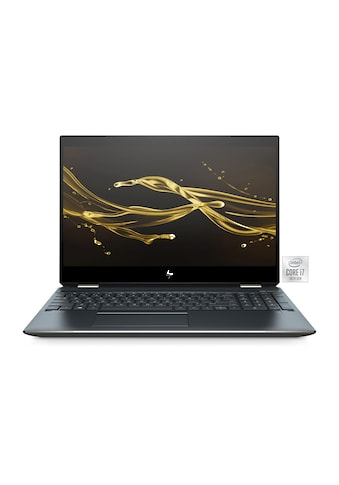 "HP Spectre x360 Convertible 15 - df1005ng »39,6 cm(15,6"")Intel Core i7, 512 GB + 32 GB, 16 GB« kaufen"