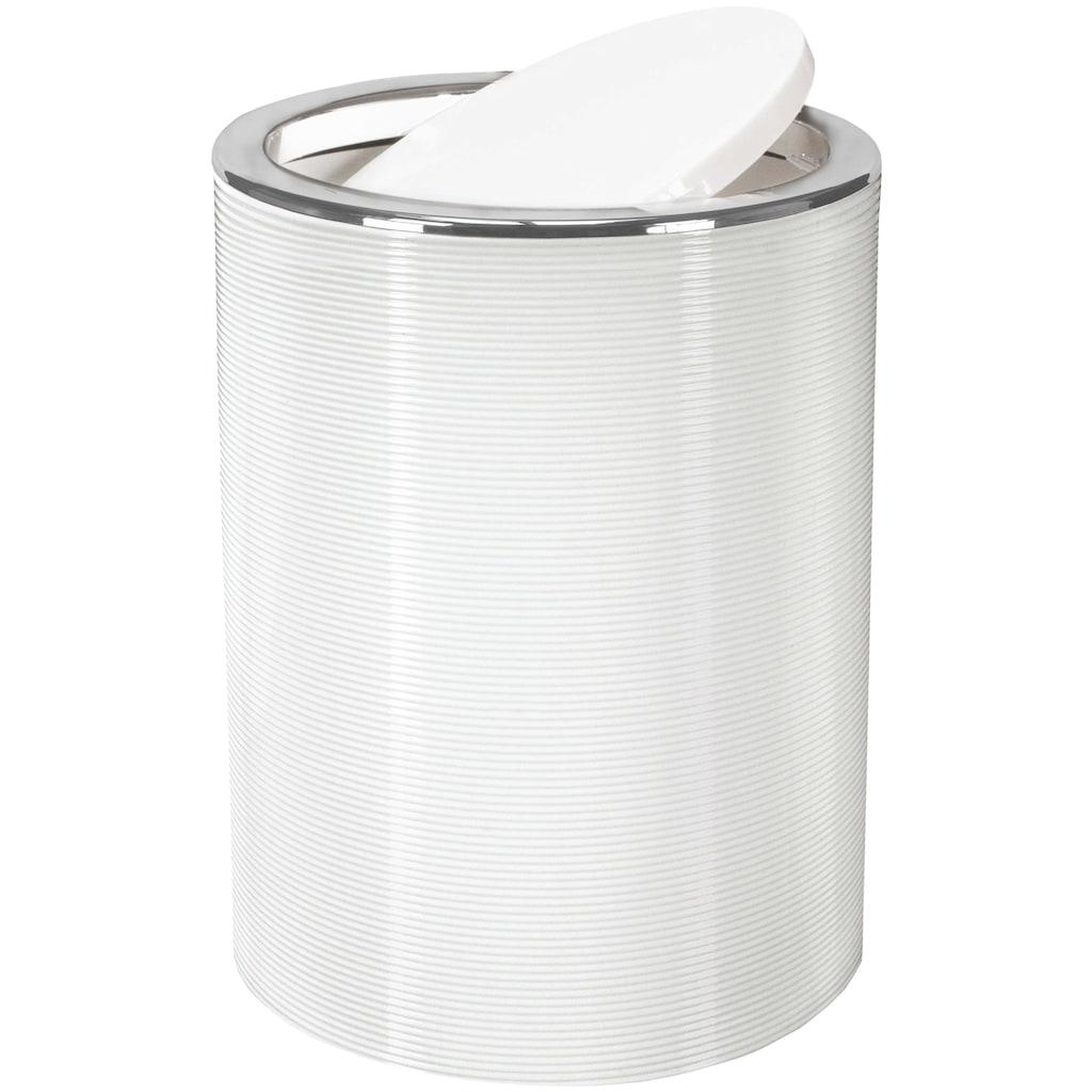 Kleine Wolke Kosmetikeimer »Trace«, Fassungsvermögen: 5 Liter