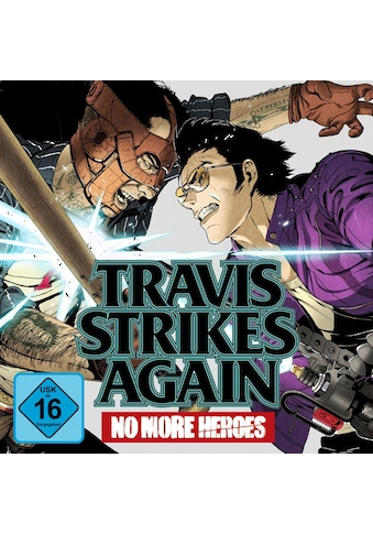 Travis Strikes Again: No More Heroes + Season Pass Nintendo Switch kaufen
