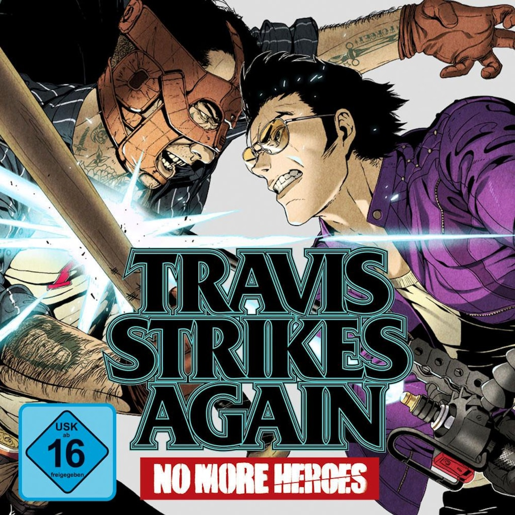 Travis Strikes Again: No More Heroes + Season Pass Nintendo Switch