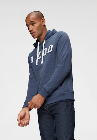 IZOD Kapuzensweatshirt, mit Logo-Applikation kaufen