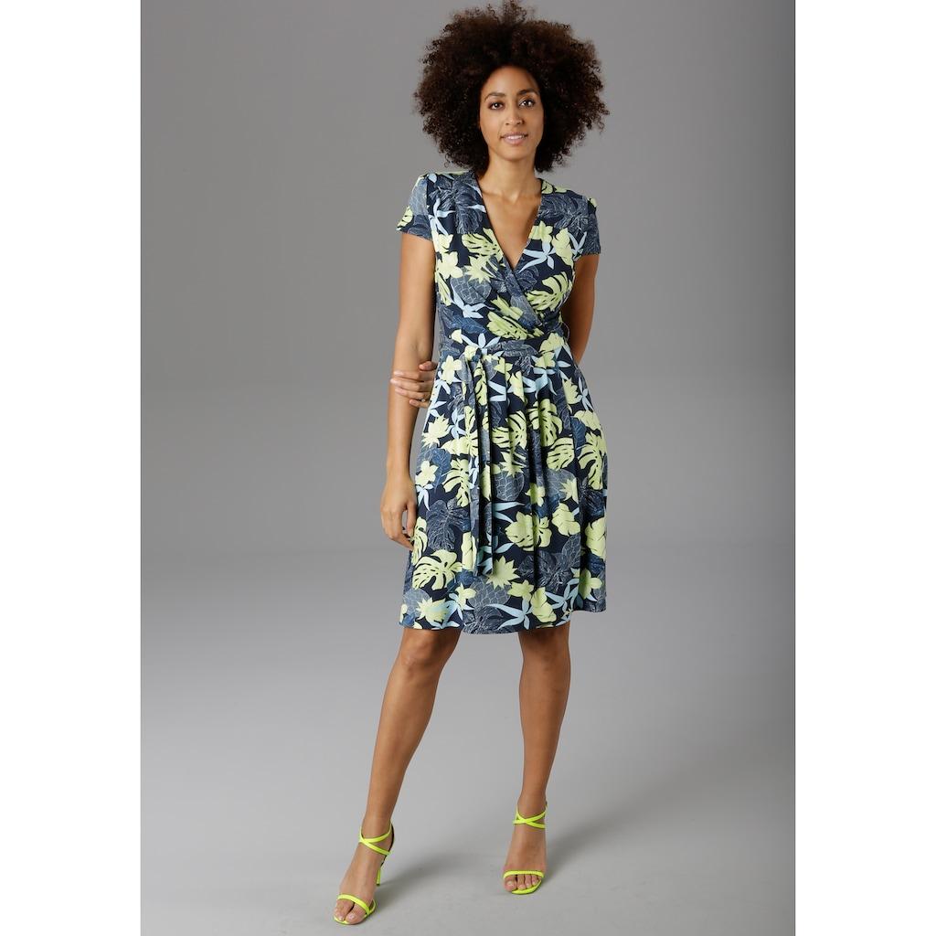 Aniston SELECTED Sommerkleid, in modischen Farben
