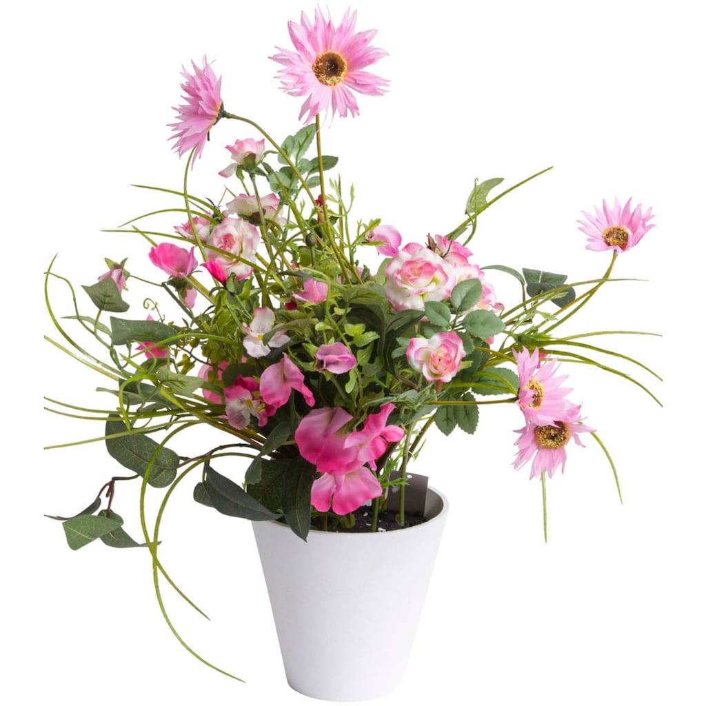 Botanic-Haus Kunstblume »Sommerblumen«
