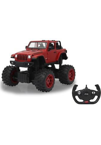 Jamara RC-Auto »BigWheel 1:14 - 2,4 GHz, rot« kaufen