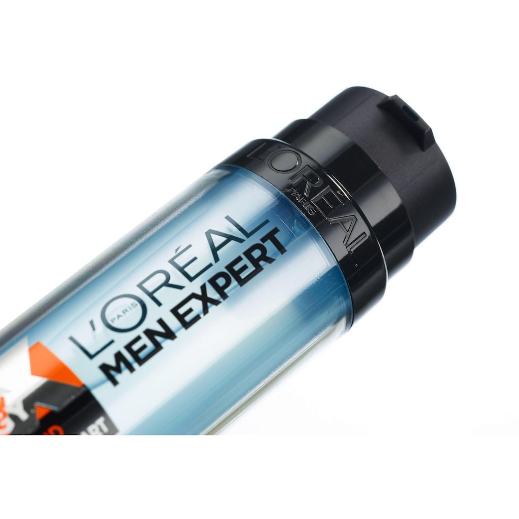 L'ORÉAL PARIS MEN EXPERT Gesichtspflege »Hydra Energy Feuchtigkeitsfluid«, beruhigt Juckreiz & verhindert einwachsen von Barthaaren