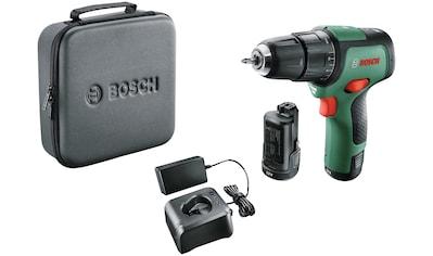 BOSCH Akku-Schlagschrauber »EasyImpact 12«, mit 2 Akkus und Ladegerät kaufen