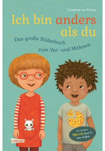 Buch »Ich bin anders als du - Ich bin wie du: Das große Bilderbuch zum Vor- und... kaufen