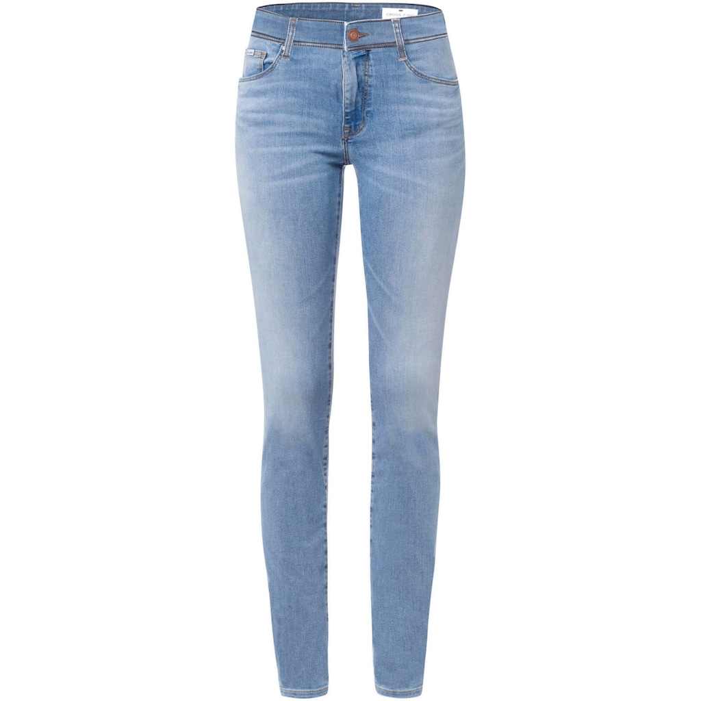 Cross Jeans® Slim-fit-Jeans »ANYA«, High-Waist