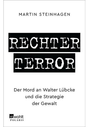 Buch »Rechter Terror / Martín Steinhagen« kaufen